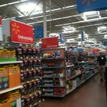 Photo taken at Walmart Supercenter by Omar-Jeffrey D. on 9/7/2012