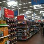 Photo taken at Walmart Supercenter by Omar-Jeffrey D. on 9/7/2012