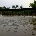 Photo taken at Saung Talaga by Tedi K. on 4/9/2012
