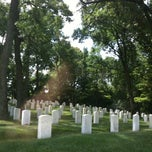Photo taken at Wood National Cemetery by Katie J. on 8/4/2011