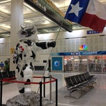 Photo taken at George Bush Intercontinental Airport (IAH) by Jerri S. on 9/2/2012