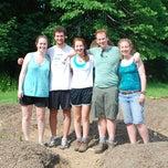 Photo taken at Skidmore Student Garden by Skidmore College on 8/18/2011