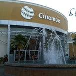 Photo taken at Cinemex by Erik L. on 7/18/2012
