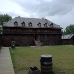 Photo taken at Fort Edmonton Park by Gustavo M. on 7/3/2012