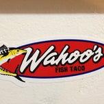 Photo taken at Wahoo's Fish Tacos by Carlos L. on 4/6/2012