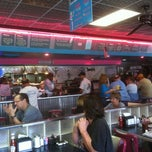 Photo taken at Mel's Diner by John W. on 4/15/2012