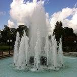 Photo taken at Jambalaya Park by Kayla D. on 7/25/2012