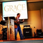 Photo taken at Grace Community Church by Heath Rizaldo P. on 5/13/2012