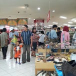 Photo taken at Matahari Department Store by Eko S. on 7/28/2012