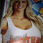 Photo taken at Hooters by Andrew T. on 3/12/2012