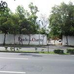 Photo taken at Lienzo Charro by Hideki H. on 8/6/2012