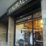Photo taken at viauralia by Lisette P. on 11/2/2011