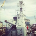 Photo taken at USS Cassin Young by Nori T. on 6/9/2012