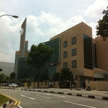 Photo taken at An-Nahdhah Mosque by Fa'iz . on 8/11/2011