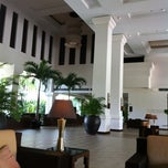 Photo taken at Le Meridien Angkor by Christian G. on 5/31/2012