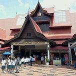 Photo taken at Menara Taming Sari by Sachiko M. on 3/16/2012
