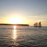 Photo taken at Mallory Square by Vanessa F. on 5/7/2012