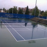 Photo taken at Sarni Tennis Facility by Scott I. on 9/6/2011