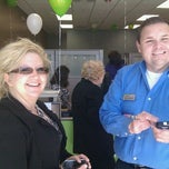 Photo taken at H & R BLOCK by Teresa T. on 1/28/2012