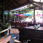 Photo taken at Banpu Koh Chang Restaurant by Suwatcharee Y. on 2/13/2011