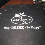 Photo taken at Bar Louie Printers Row by Continental on 1/18/2012