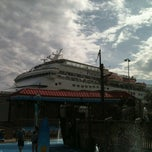 Photo taken at Carnival Legend Serenity Deck! Adults Only by David D. on 3/24/2012