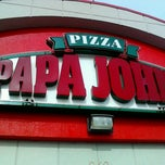 Photo taken at Papa John's Pizza by Mike The Janitor on 1/29/2012