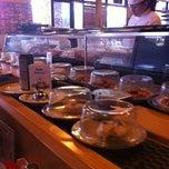 Photo taken at Teharu Sushi by Christina G. on 2/27/2011