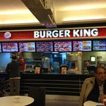 Photo taken at Burger King by Đorđije Ć. on 1/20/2012