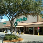 Photo taken at Publix Super Market at Lake Gibson Shopping Center by Nicole R. on 12/22/2011