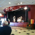 Photo taken at Tioga Downs Casino by Mark H. on 10/8/2011