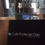 Photo taken at Café Punta del Cielo by Gisela C. on 3/5/2011