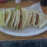 Photo taken at Tacos del Guero by Jon V. on 10/19/2011