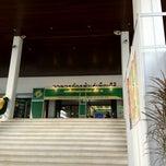 Photo taken at อาคารจักรพันธ์เพ็ญศิริ (Chakkapan Pensiri Building) by Adisorn B. on 2/29/2012