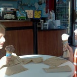 Photo taken at Ben & Jerry's by Kimberly W. on 9/2/2012