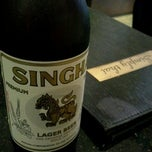 Photo taken at Simply Thai @ Western Dom by tehloo on 6/30/2012