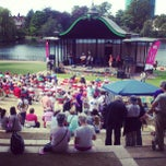 Photo taken at Walsall Arboretum by Steph C. on 9/9/2012