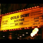 Photo taken at Gold Dust Lounge by Rob G. on 3/21/2012