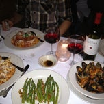 Photo taken at Trattoria Pesce Pasta by Ken C. on 3/24/2012