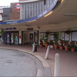 Photo taken at Perivale London Underground Station by Anwaar A. on 7/20/2012