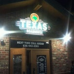 Photo taken at Texas Roadhouse by Jim H. on 12/31/2011