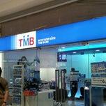 Photo taken at ธนาคารทหารไทย (TMB Bank) by YoON ^. on 12/1/2011