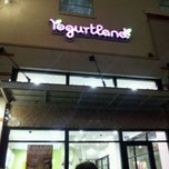 Photo taken at Yogurtland by Rick S. on 8/30/2011