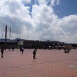 Photo taken at TransMilenio: Portal de Suba by Peter S. on 8/28/2012