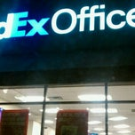 Photo taken at FedEx Office Print & Ship Center by Eric H. on 11/2/2011