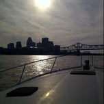 Photo taken at Ohio River by Marty B. on 11/2/2011