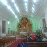 Photo taken at San Guillermo Parish Church by Third M. on 2/12/2012