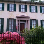Photo taken at Andrew Low House Museum by Jonathan S. on 3/27/2011
