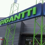 Photo taken at Gigantti by PLA ^. on 5/29/2012