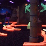 Photo taken at Laser Adventure with Pharaohs Golf & Games by joey b. on 3/27/2011